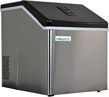 NewAir Counter-Top Clear Ice Maker Machine