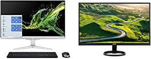 Acer Aspire C27-962-UA91 AIO Desktop with R271 bid 27-inch IPS Full HD (1920 x 1080) Display (VGA, DVI & HDMI Ports),Black