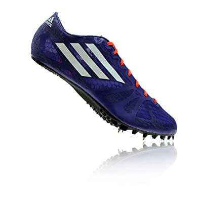 a2f2a279f44f adidas Adizero Prime SP Running Spikes - 10.5 Navy Blue  Amazon.co ...