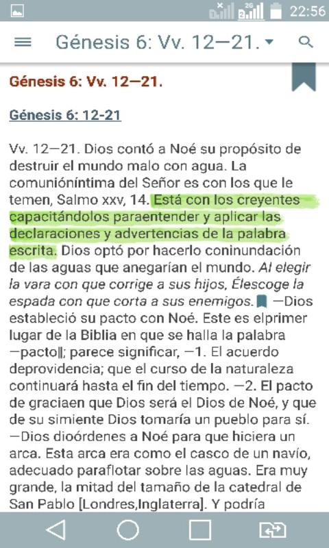 Estudio Bíblico - Biblia Reina Valera, Concordancia