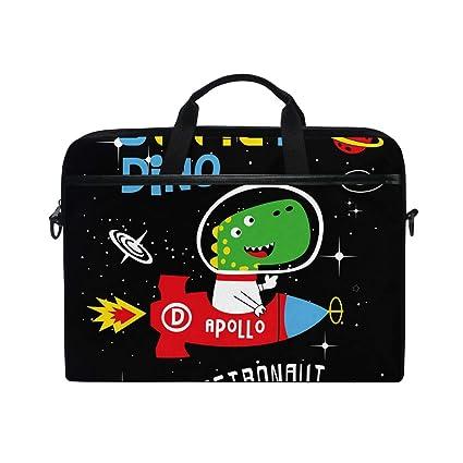 fa841dd9bf45 Amazon.com: Cartoon Dinosaur Astronaut Rocket Space Multifunctional ...
