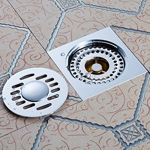 YLHM Floor drain/odorization kitchen washroom full copper floor drain core,The floor drain T52 of the washing machine
