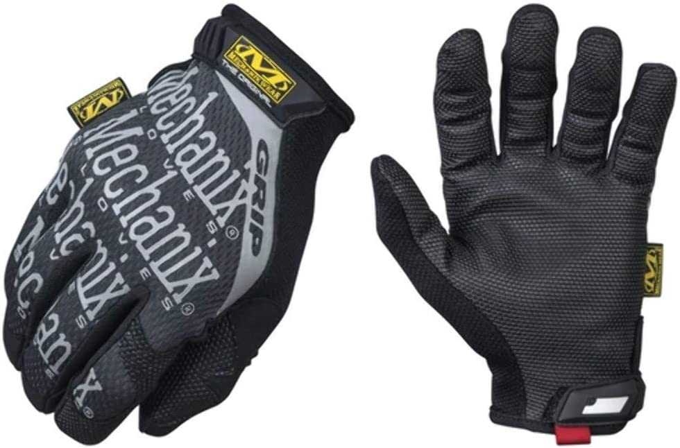 talla XXL Mechanix Wear msg-05/  color negro / especialidad Grip Guantes / 012/