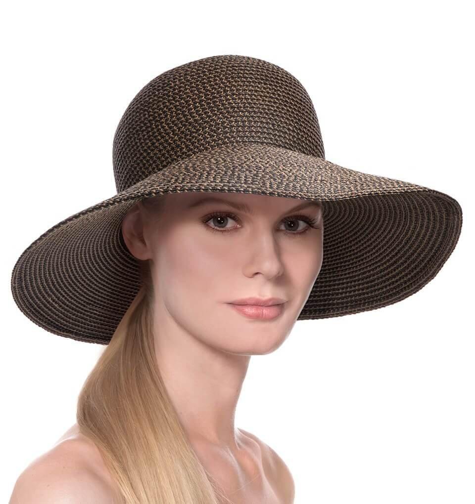 Eric Javits Luxury Fashion Designer Women's Headwear Hat - Hampton - Antique by Eric Javits