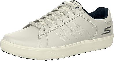 Skechers Drive 4 - Zapatillas de golf para hombre, Blanco (Blanco ...