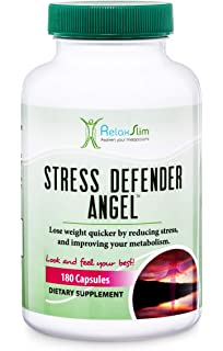 NaturaSlim Anti-Stress Supplement to Improve Your Metabolism, A Weight Loss Specialist All-
