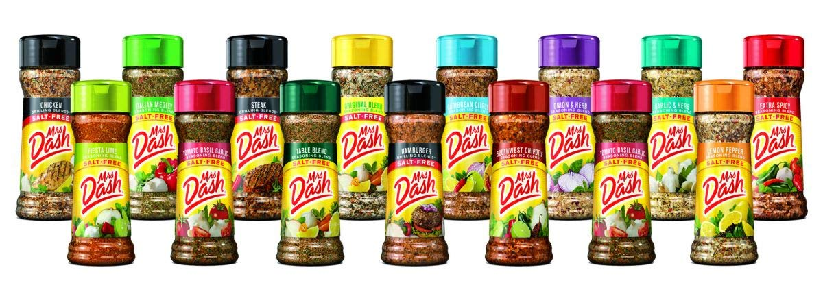 Mrs. Dash Seasoning Blends Variety Pack - 12 Flavors by Mrs. Dash (Image #1)