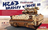 MENG MODEL(モン モデル) M2A3 ブラッドレー BUSK III 増加装甲付 (プラモデル)