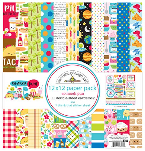 Doodlebug 6070 Paper Crafts Multi