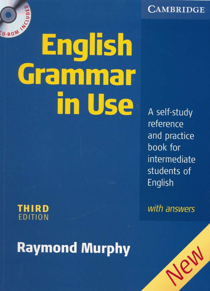 English Grammar In Use with Answers and CD ROM: A Self-study