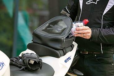 Autokicker Mini Bolsa de Cola Elementary//Bolsa de Asiento para Motos y Motocicletas