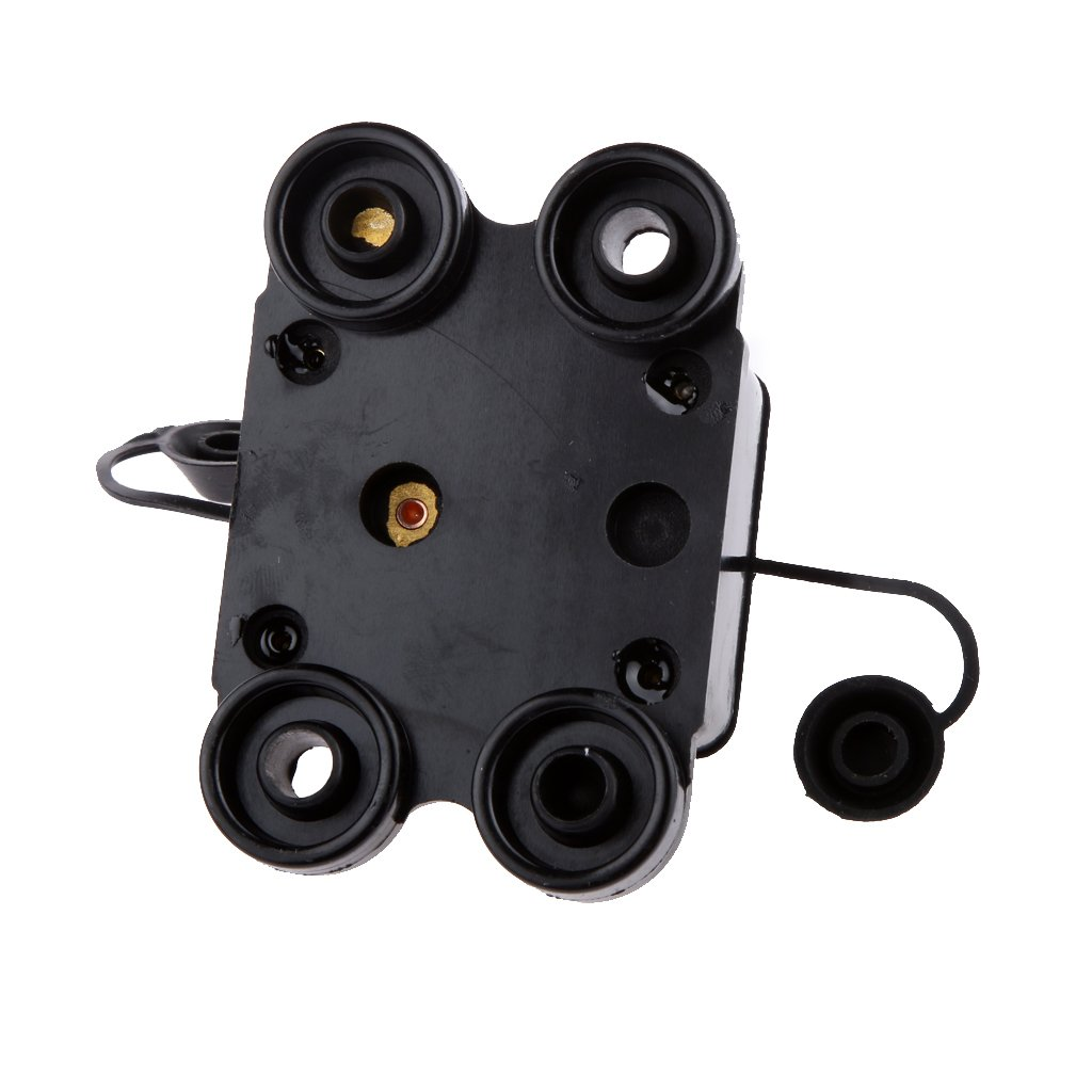Desconocido 12v-24v Interruptor Resistente Al Agua Autom/ático Interruptor L/ínea Restablecimiento Manual 60 Amperios
