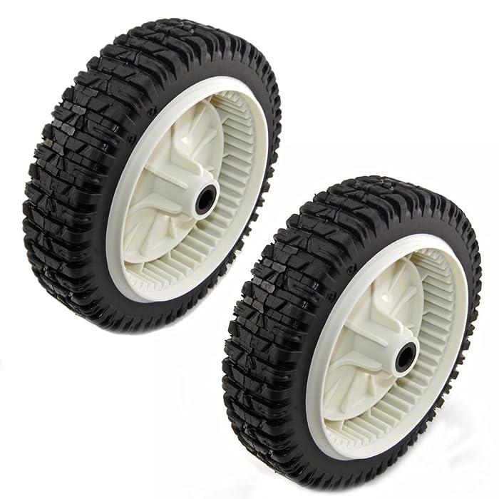 Rotary 14998 PK2 Plastic Drive Wheels
