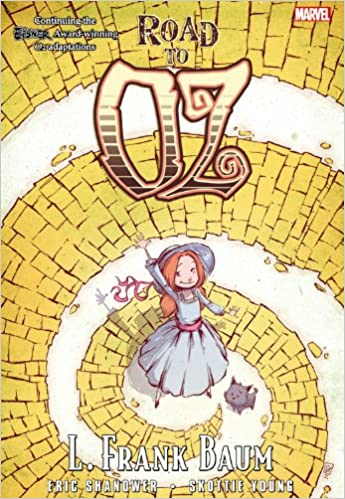 Book Oz: Road to Oz (Marvel Classics (Pdf))