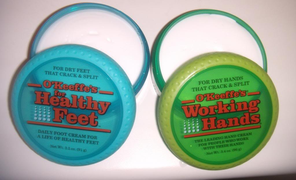 O'Keeffe's Working Hands Cream + O'Keeffe's Healthy Feet Cream :: Value Pack by O'Keeffe's by Gorilla Glue