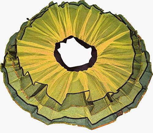 Yellow Black 4 Layer Tutu Skirt Bumble Bee