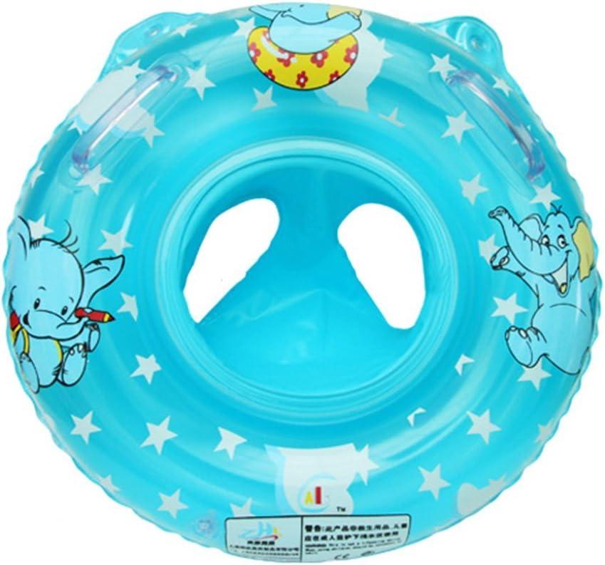 Flotador de Natación para Bebés, Gosear Inflable Anillo de ...