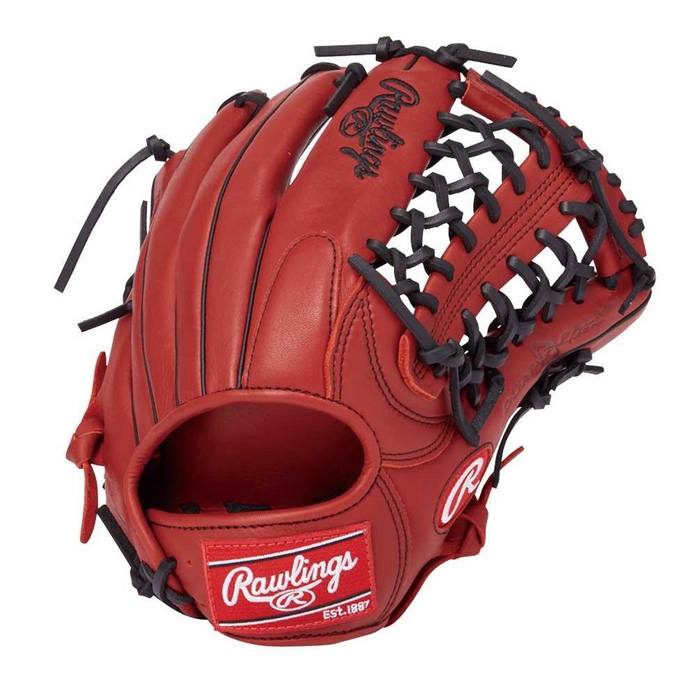 Rawlings(ローリングス)ソフトボールグラブ ハイパーテックDP グローブ GS8HT125 B079Z4Q365 LH|RDレッド RDレッド LH