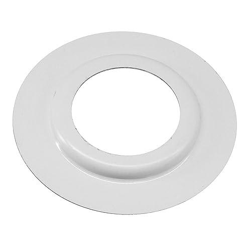 Ikea Lamp Shade Adapter: White Metal Shade Reducing Ring: Amazon.co.uk