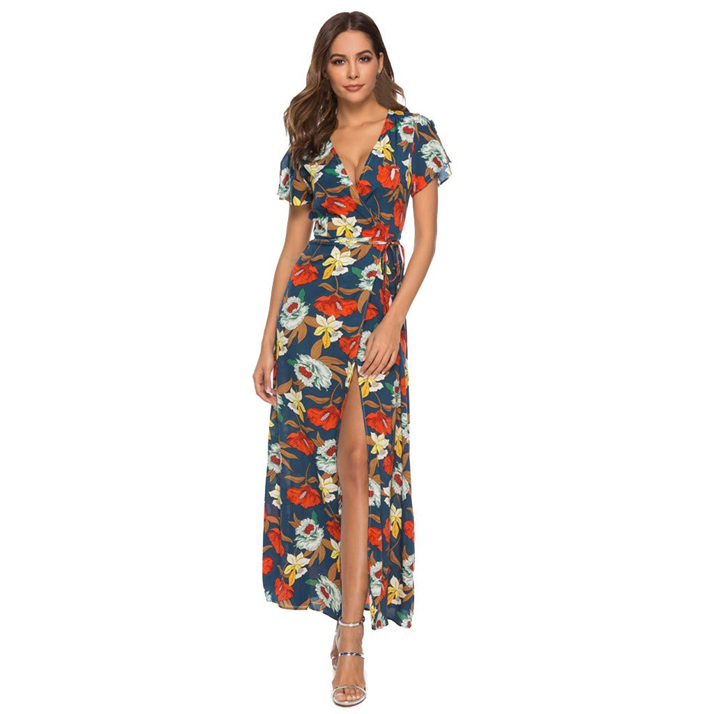 5e1d0c543a71 Caopixx Beach Dress