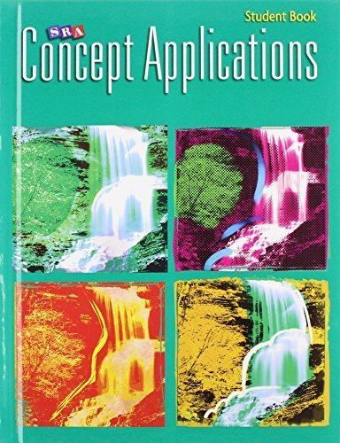 SRA Concept Applications - Corrective Reading Comprehension C - Student Textbook by Siegfried Engelmann (2008-06-30)