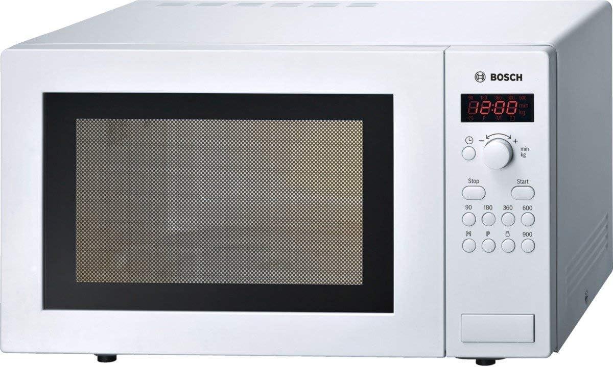 Bosch HMT84M421, Blanco, 513 x 408 x 305 mm, 16000 g - Microondas