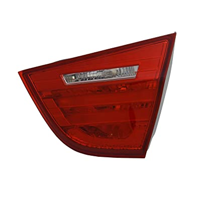 TYC 17-0389-00-9 Compatible with BMW Replacement Reflex Reflector: Automotive