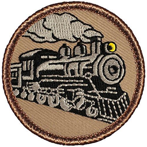(Train Patrol Patch - 2