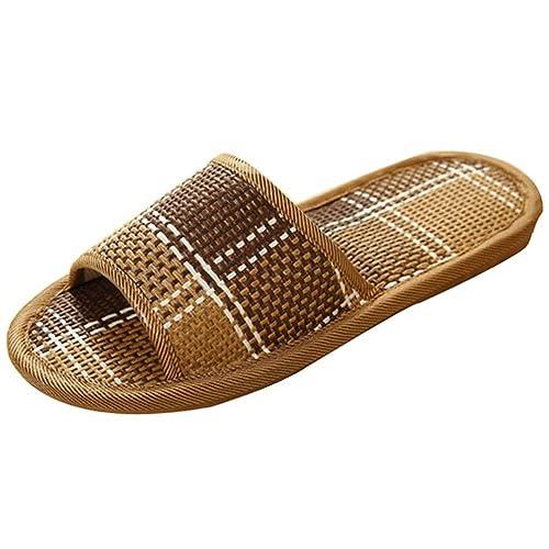 Clearance Sonnena Unisex Pareja Zapatos para el hogar Zapatillas Plataforma Flops Sandalias Informales: Amazon.es: Zapatos y complementos
