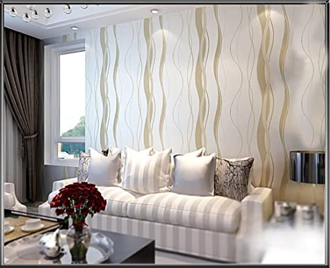Kamays 3d ecocompatibile motivo moderno a strisce colore: grigio a