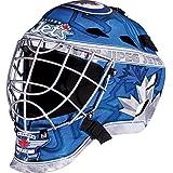 Franklin Sports GFM 1500 NHL Team Goalie Face Mask — Street Hockey Mask Modeled After U.S. and Canadian Hockey Teams — Goalie Mask for Kids' Hockey