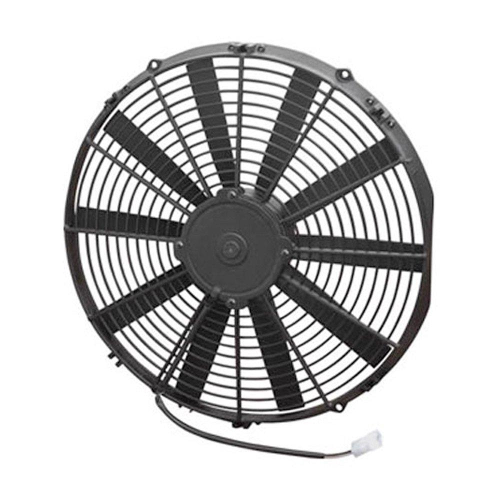 Spal 30101516 16'' Straight Blade Low Profile Fan