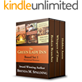 Green Lady Inn boxed Set Book One, Two, and Three