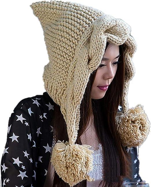 YBBDHD Sombrero De Bruja Hecho A Mano para Halloween Disfraz ...