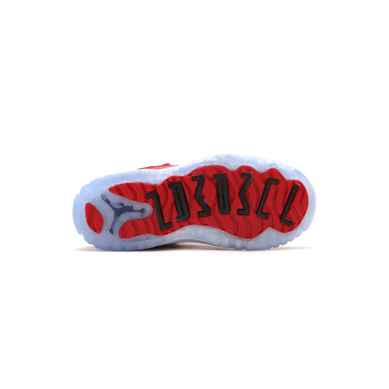 Air Jordan 11 Rød Retro Kjøleskap mx3le