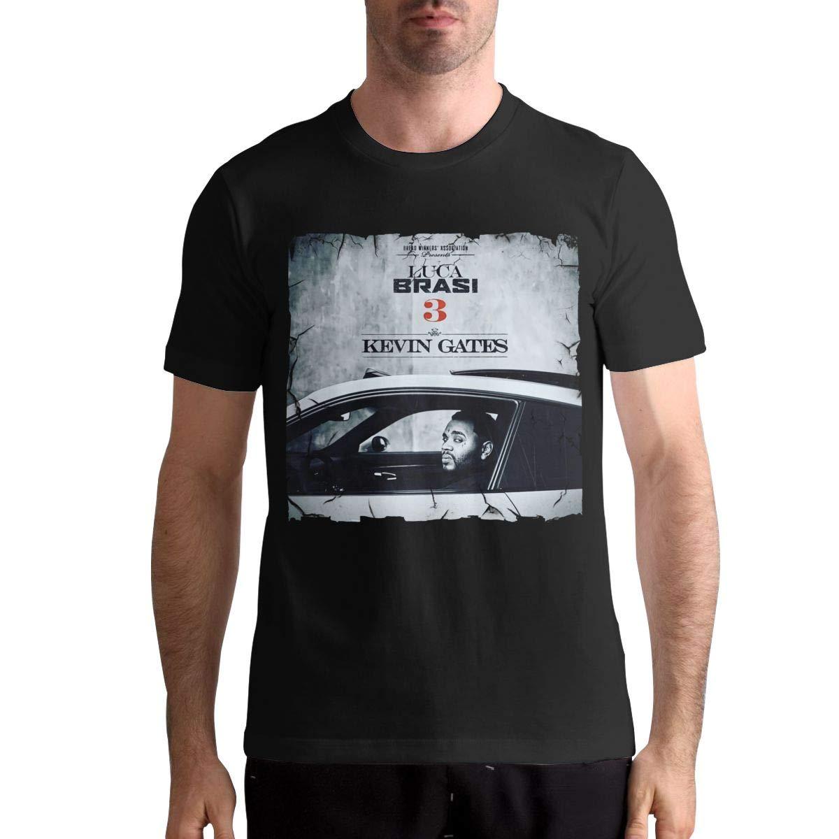 Amazon com: Man's Kevin Gates Luca Brasi 3 Loose Summer T