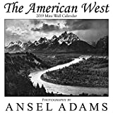 img - for Ansel Adams 2019 Mini Wall Calendar book / textbook / text book