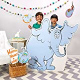 Dr Seuss Party Room Decorations - Horton Hears a Who Life Size Cardboard Stand In