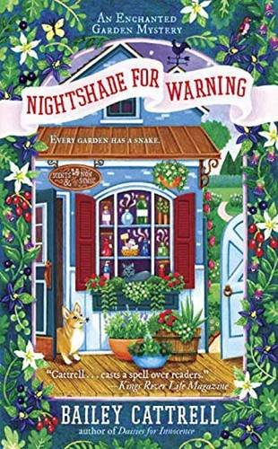 book cover of Nightshade for Warning