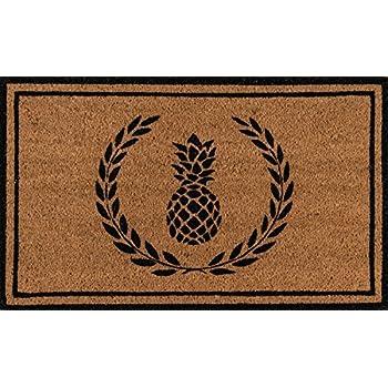 """Pineapple Fruit Everyday Doormat Indoor Outdoor 18/"""" x 30/"""" Briarwood Lane"""