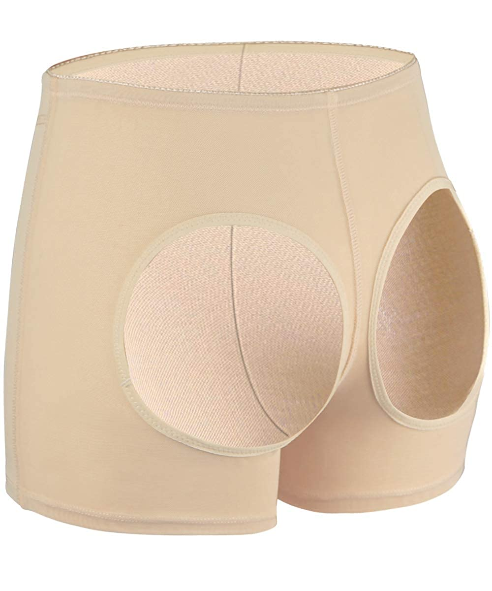 NINGMI Women Butt Lifter Control Panty Boy Short Enhancer Shapewear SF033CA