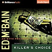 Killer's Choice: An 87th Precinct Novel, Book 5 | Ed McBain