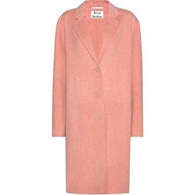 d6cce530 Amazon.com: Acne Studios Avalon Double Wool and Cashmere Coat (34 ...