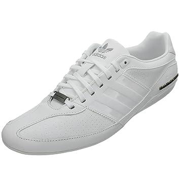 huge discount 34204 59fb3 Adidas Porsche Design S2 zapatillas blancas de aluminio blanco, Adidas  Unisex 42