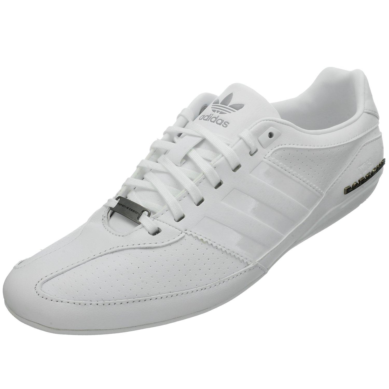 best website a2bbb 89b4b Adidas Porsche Design S2 Sneaker White Aluminum White