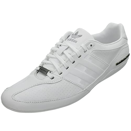 best website 9efa8 dd208 Adidas Porsche Design S2 Sneaker White Aluminum White