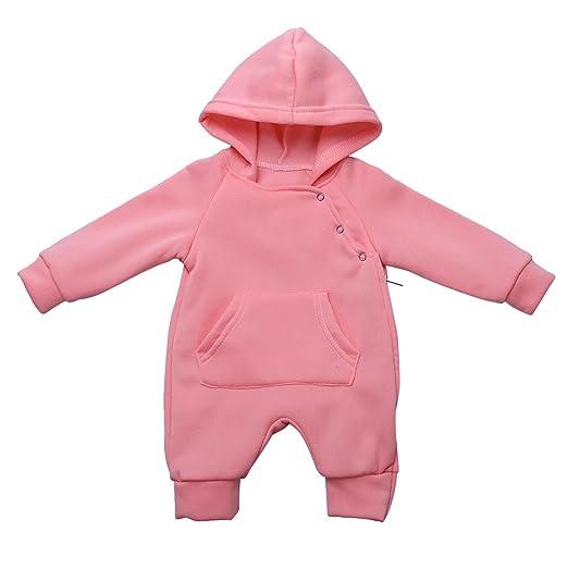 559efb7e81824 Amazon.com: OULII 90CM Newborn Infant Unisex Cute Cotton Climbing ...