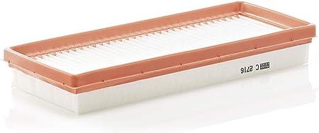 Original Mann Filter Luftfilter C 2716 Für Pkw Auto