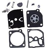 HIPA RB-105 Kit Joints et Membranes de Carburateur pour Tronçonneuse STIHL MS210 MS230 MS250 C1Q-S75 C1Q-S76 C1Q-S84 C1Q-S85
