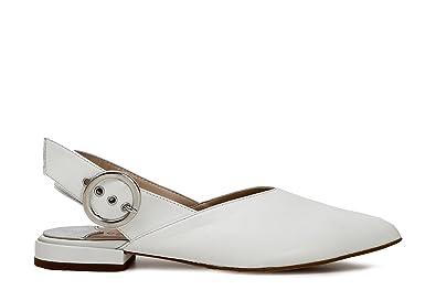 competitive price 0e7e4 2801e Cafè Noir KEC412 Chanel Schuhe IN Leder Schuhe: Amazon.de ...
